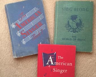 Children's Song Books