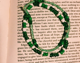 Pair of Green Bracelets