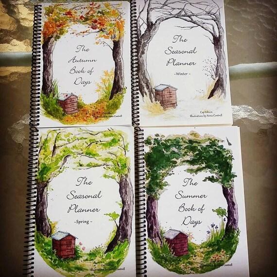 A Year of Seasonal Books