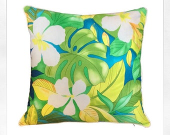 Cushion Tropical Aloha Green