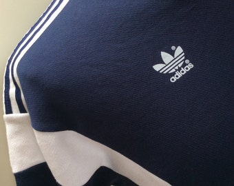 1980s ADIDAS Climalite 2000 Made in WEST GERMANY Vintage Shirt