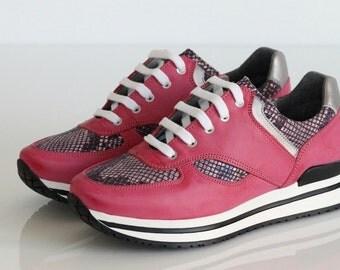 MACHEO MAUVE, Vegan Sneaker, Non Leather, On SALE!