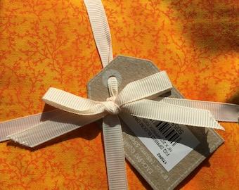 Orange Fat Quarter Bundle