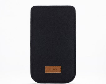 iPhone 5 Felt Case - iPhone Cover - iPhone 5 Sleeve - iPhone Case