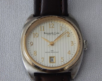 Vintage Kenneth Cole New York Watch