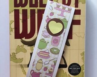 Pastry Bookmark