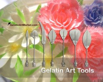 Gelatin Art Tools