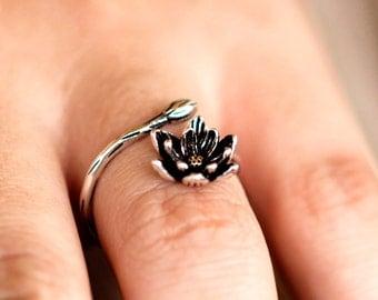 sterling silver ring sterling silver ring - mygardensilvery