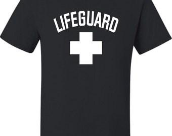 Adult  Lifeguard T-Shirt