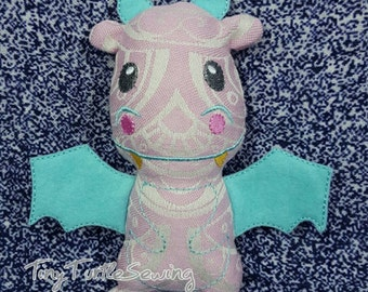 Wrap Scrap Dragon - Cari Slings Neverending Luck