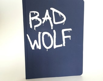 Bad Wolf Doctor Who Journal