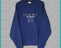 Detroit Lions Retro Scarf