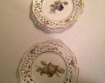 Schumann Arzberg Germany Collectible Plates - 2