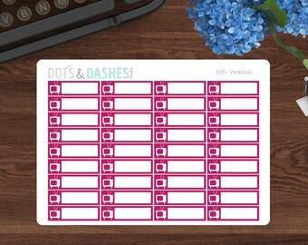 TV Icon Sticker, tv reminder, tv icon header, TV show reminder, tv icon, show reminder, tv icons, show reminder-B35