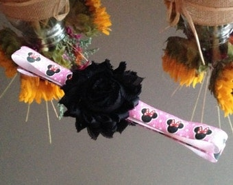 Mini Mouse Baby headband