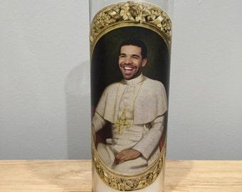 Drake Prayer Candle