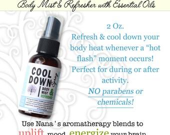 Cool Down Spray