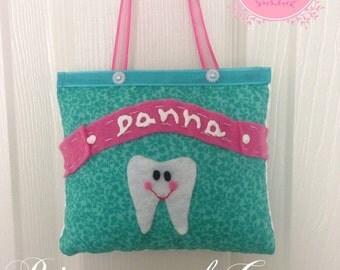 Tooth fairy pillow, tooth pillow, tooth pillow girl, tooth pillow boy, baby tooth pillow, tooth fairy