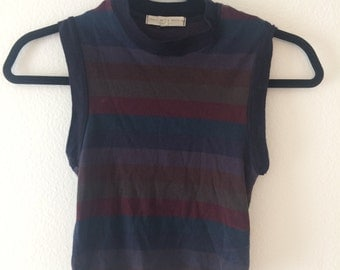 90s Top - Urban Outfitters Tank Top Striped