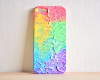 what is on your smartphone case? rainbow