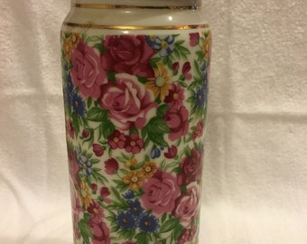 Vintage Porcelain Potpourri Jar