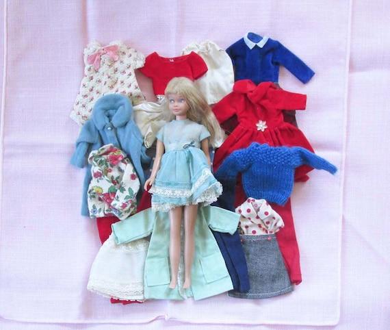 1963 skipper doll clothes vintage doll doll