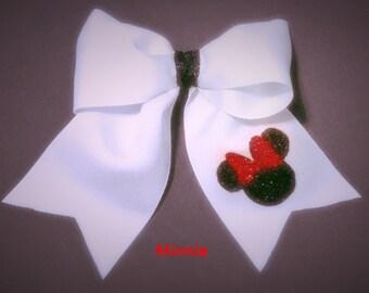 Minnie Mouse Hair Bow