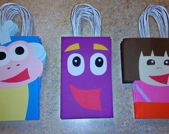 Dora Goody Bags