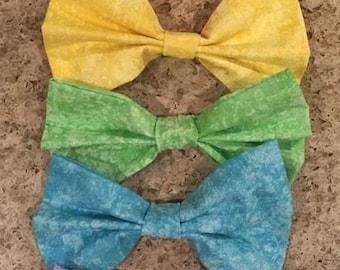 Tye Dye Bow Collection