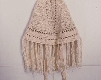 Halter top crochet