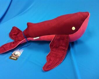 Medium Fin Whale
