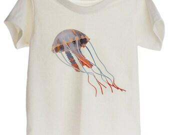 Jellyfish Organic T-shirt for Kids