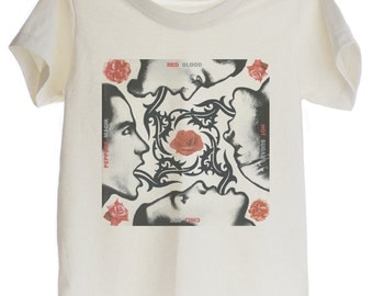 Red Hot Chili Peppers ROCK Organic T-shirt for Kids