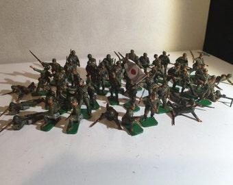 HELLER 79618 Infanterie Japonaise