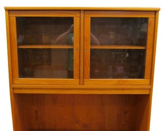 Exquisite Danish Modern 1960's Teak Mid Century Wall Unit Bookcase