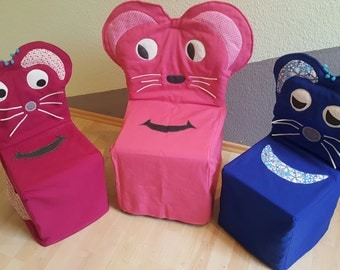 Highchair cover mouse Geburtstagshusse coupling