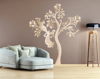 Tree of life Decal, Wall Decals, Wall Stickers, Tree of Life