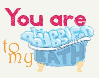 Bubbles To My Bath