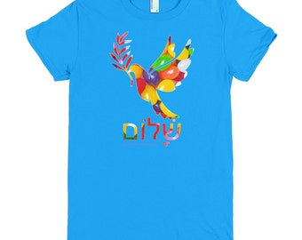 Dove of Peace T-Shirt—Many Colors