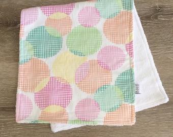 Burp Cloth - Spots n Stripes