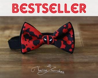 Deadpool Bow tie - Bowtie marvel comics