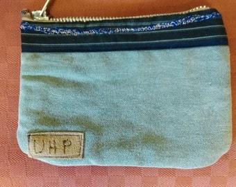 Denim Purse coin purse