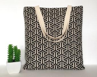 Indie Canvas Tote Bag, Canvas Tote Bag, Minimalist Canvas Tote Bag, School Tote Bag, Casual Tote bag, Canvas Bag, Tote Bag Canvas, Fun Tote