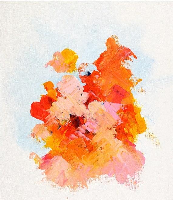 Modern Abstract Art - Giclee print