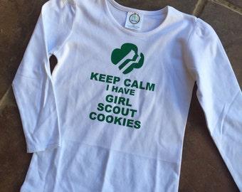 Cookie tshirt
