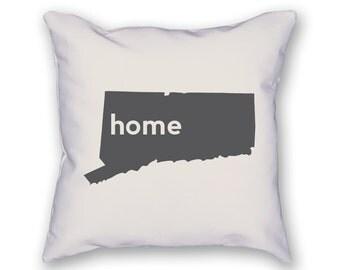 Connecticut Home Pillow