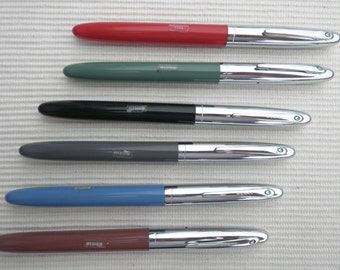 Venus cartridge fill fountain pen(s) - new and unused - variety available