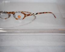 1.50 Swarovski Crystal Reading Glasses with matching case FREE SHIPPING