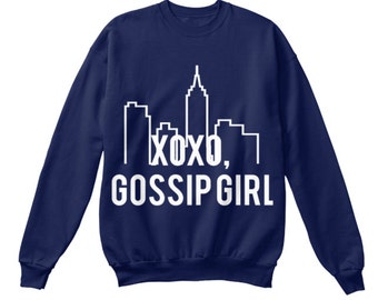 Xoxo Gossip Girl Sweatshirt