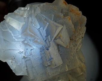 Fluorite - Turquoise color 164g Pakistan Baluchistan (12697)